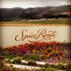 Spice Route Wines - South Africa
