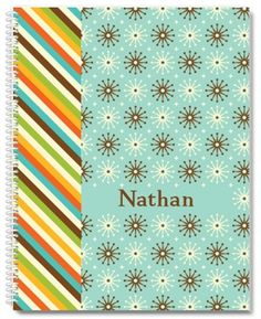 Our Atomic Bursts   Personalized Notebook