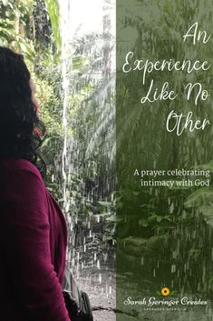 An Experience Like No Other - A prayer-poem celebrating intimacy with God. Prayer Poems, My Prayer, The Son Of Man, Son Of God, Getting To Know You, Christian Faith, Spiritual Growth, Holy Spirit, My Books