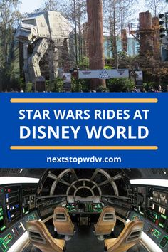 If you are considering or even planning your first trip to Disney World and you have some Star Wars fans in your family then you will want to know what they can expect. Fortunately, there is some fantastic Star Wars Rides at Disney World in Florida along with other great Star Wars experiences too. Disney World Guide, Disney World Attractions, Disney World Secrets, Disney World News, Disney World Outfits, Disney World Characters, Disney World Pictures, Disney World Florida, Disney World Parks