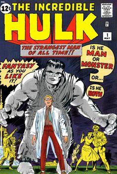 Hulk 1 cover - Hulk (comics) - Wikipedia, the free encyclopedia