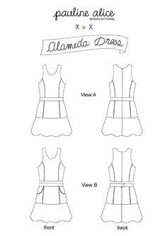 Alameda dress 7