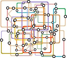 Abstract background with subway map wall mural vinyl pixers colors map vector google search sciox Images