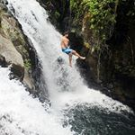 Baby, it's cold outside... Saturday is a good day to jump off waterfalls. Nothing refreshes you more than a splash of cold water! #newbali  Photo credit :@justwina Photo taken in our Secret Garden & Waterfall Jump trip. Check our website in the bio for details.  #love #photooftheday #nature #travel #holiday #peace #indonesia #trip #bali #earth #instatravel #travelgram #wanderlust #passionpassport #lonelyplanet #guide #wonderfulindonesia #thebalibible #tripadvisor #wonderfulplaces…
