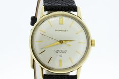 14K Gold Chevrolet Lord Elgin Wrist Watch by timekeepersinclayton