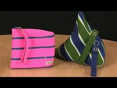 Zip Bags from Japan - YouTube