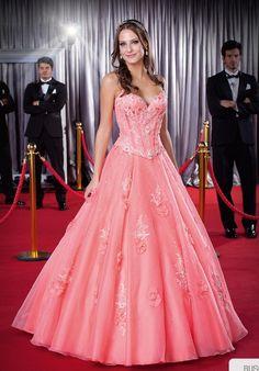 Vestido Debutante - Center Noivas e Debutantes - Coleção Star http://www.centernoivas.com.br/colecao-vestido-15anos