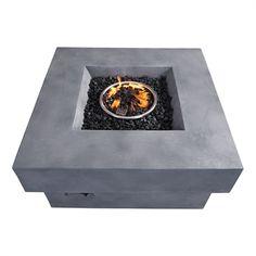 Zuo Modern 100413 Diablo Propane Fire Pit