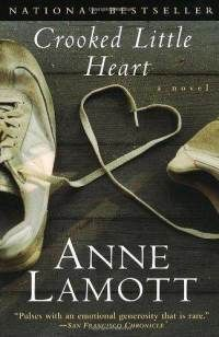 Crooked Little Heart by Ann LaMott With the same winning combination of humor and honesty that marked her recent nonfiction bestsellers, Operating Instructions and Bird by Bird, Anne Lamott's new novel gives us an exuberant, richly absorbing portrait of a family for whom the joys and sorrows of everyday life are magnified under the glare of the unexpected. Rosie Ferguson, in the first bloom of young womanhood, is obsessed with tournament tennis. Her mother is a recovering alcoholic still ...