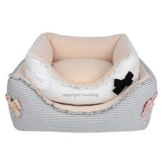 Louisdog organic huggy bed