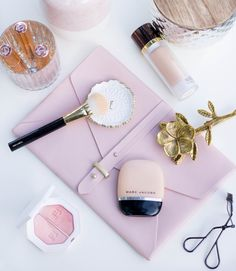 Top Natural Finish Foundations via Pretty with Sprinkles