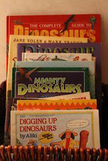 Mom's Heart: Dinosaur Theme