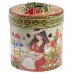 VuB_Weihnachten2015 Toys Geschenkpaket klein rund Schneewittchen