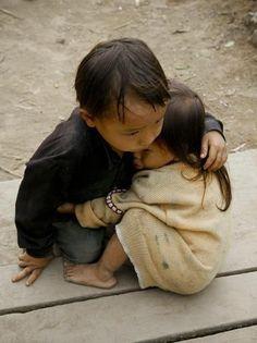 Awww... poor babies...my heart hurts