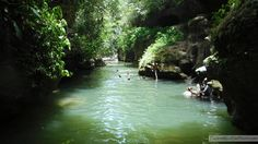 Cave Swimming!! hell yes. Charco Azul Cuevas Arenales in Vega Baja | Puerto Rico Day Trips Travel Guide