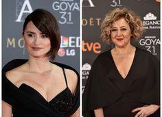 Goya 2017: Los looks de belleza más impactantes de la alfombra roja