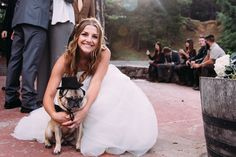 Our pup of honor/ring bearer/fur baby Wedding In The Woods, Our Wedding, Ring Bearer, Fur Babies, Pup, Coat, Baby, Photography, Fashion