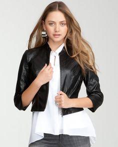Sleek Seamed Leatherette Jacket bebe, http://www.amazon.com/dp/B0074IELNS/ref=cm_sw_r_pi_dp_rOldqb01NAK6A