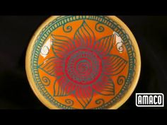 This video features an AMACO product that is about to change the way you put decals on your ceramics! (Music by Podington Bear)
