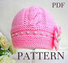 Baby knitting patterns puppenkleider stricken baby knitting image result for cabled knit baby hat pattern circular needles dt1010fo
