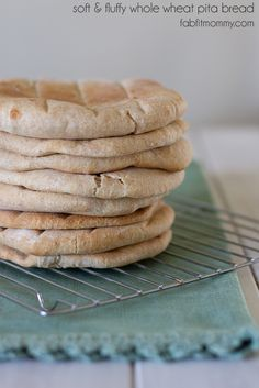 On Monday morning, I set about to bake some homemade pita bread.  Historically, I'm not the greatest baker.  Lopsided cakes, brick-like loaves of bread, and a batch of very ugly donuts (as well as many other oven atrocities) can all attest to this fact.  I chose a super simple recipe, followed it to…