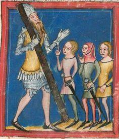 Cgm 5 Weltchronik in Versen, fol 030r, 1370