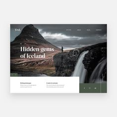 "44 Likes, 2 Comments - Jacob Nielsen (@jacobdnielsen88) on Instagram: ""Trvl. #webdesign #design #ui #ux #uidesign #uichallenge #dribbble #welovewebdesign #dailyui…"""