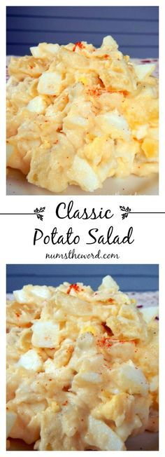 This potato salad is great! It's a great way to use up hard boiled eggs AND is SOOO easy to whip up! My family loved this recipe!