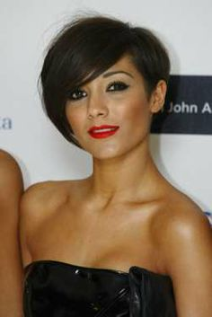 Glam Beauty - Irish Beauty Blog: Get the look: Frankie Sandford (The Saturdays)