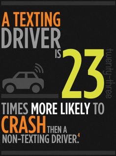 The IS IT WORTH IT? #TeenDriver #Safety Campaign aims to prevent injury and save…