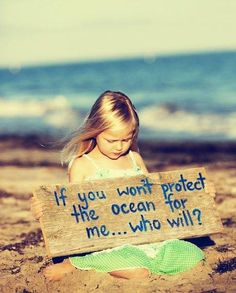 Protect the ocean.