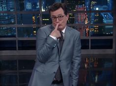 """YouTube/CBS""""The Late Show with Stephen Colbert"""" had been on hiatus for the last 10 days, so there was a lot to catch up on when the host returned in full force on Monday night.  He tackled not only the festivities at the White House Easter Egg Roll t http://aspost.com/post/Stephen-Colbert-rips-apart-Trump-over-his-embarrassing-Syria-blunder/20902 #politics #politic #politicians #news #political http://aspost.com/post/Stephen-Colbert-rips-apart-Trump-over-his-embarrassing-Syria-blunder/20902"""