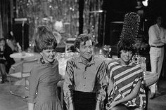 The B-52's!