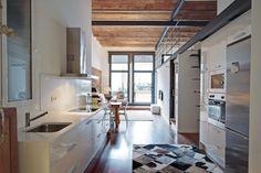 Piso Elix Aragó, 35, Barcelona #rehabilitación #arquitectura #pisos #estilo  https://www.facebook.com/elix.es
