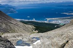 Ushuaia Photo by Julián Sánchez -- National Geographic Your Shot