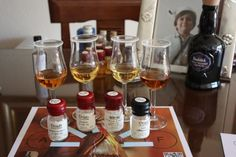 Three 21 years old whiskies for the End of the World - A Wardrobe of Whisky