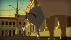 SAMBATOWN by cadux.com. Sambatown é uma estória sobre três personagens envolvidos num triângulo amoroso. Ambientado em algum lugar nas américas negras, o filme mistura elementos do candomblé e dos antigos bailes de carnaval.