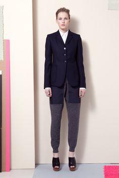 Stella McCartney Pre-Fall 2012 Fashion Show - Marique Schimmel