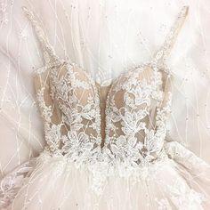 """Evelyn Bridal """"Sibylla"""" wedding dress."""