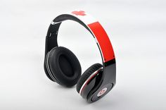 Monster Beats By Dre Studio Canada patriotic flag Limited Edition