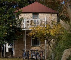 Landmark Inn - Castroville, TX. Darn - they are booked solid to the end of the year. 2014?