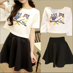 Shop our best value Cute Summer Outfits for Teenagers on AliExpress. Check out more Cute Summer Outfits for Teenagers items in Mother & Kids! And don't miss out on limited deals on Cute Summer Outfits for Teenagers! Dinner Outfits, Dress Outfits, Casual Outfits, Asian Fashion, Look Fashion, Teen Fashion, Fashion Outfits, Fashion Clothes, Latest Fashion