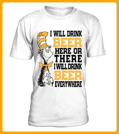 I Will Drink Beer Everywhere - St patricks day shirts (*Partner-Link)