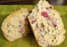 Lemon Cranberry Coconut Muffins  7 eggs 1 cup fresh cranberries (I chopped them up in the food processor) 1 lemon, zest and juice 1/4 cup shredded coconut (unsweetened) 1/2 cup melted coconut oil 1/4 cup maple syrup [or coconut nectar] 3/4 cup coconut flour 2 teaspoons vanilla 1/2 teaspoon sea salt 1 teaspoon baking powder
