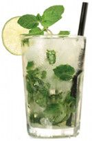 Prosecco Mojito - this sounds like my kinda drink!