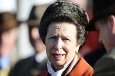Princess Anne, March 7, 2014 | The Royal Hats Blog
