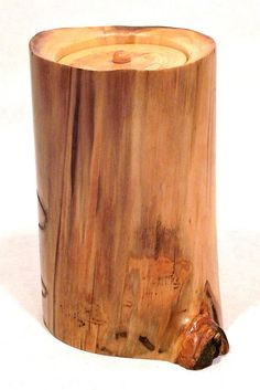 Keepsake Aspen Wood Cremation Urn by GARDNER by NaturalAspenUrns, $67.00