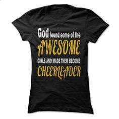 awesome cheerleader - #summer shirt #hoodie style. ORDER NOW => https://www.sunfrog.com/Sports/awesome-cheerleader.html?68278