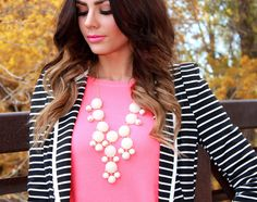 get 20% off this jcrew look a like bubble necklace! Look on www.lovebylnn.com and find out where to go!