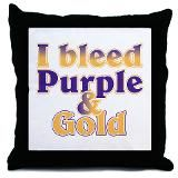Bleed purple and gold